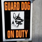 Chutz-paw: $230,000 for a Guard Dog