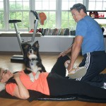 Downward Dog and Canine Calisthenics