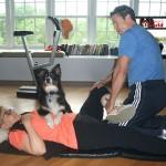 Downward Dog and Canine Calisthenics